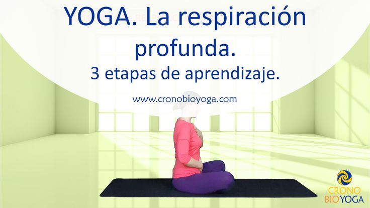 La respiración profunda. 3 etapas de aprendizaje. - http://www.cronobioyoga.com/la-respiracion-profunda-3-etapas-de-aprendizaje/