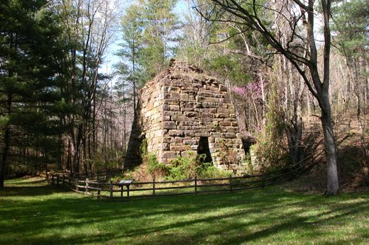 Daniel Boone National Forest - Special Places