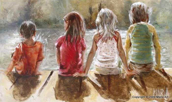 River dock maria