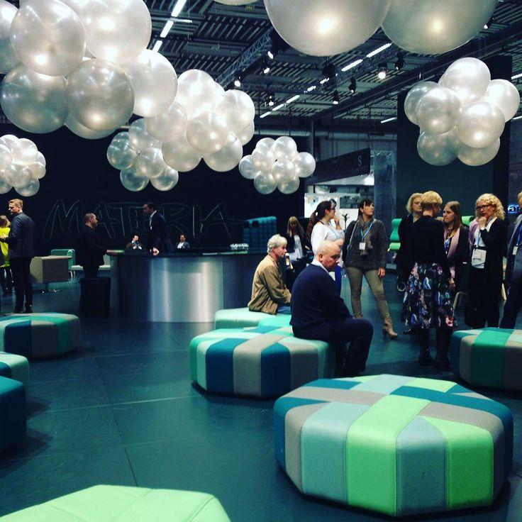 """""""Stockholm Furniture Fair! #design #interiordesign #stockholm #stockholmfurniturefair2016 #job"""""""