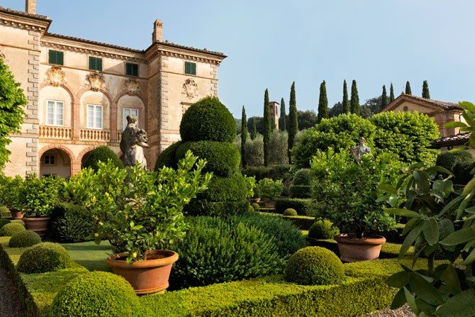 Musician Ned Lambton Restores His Magnificent Tuscan Villa | Architectural Digest
