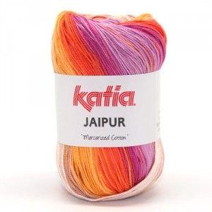 Katia Jaipur, degradé garen