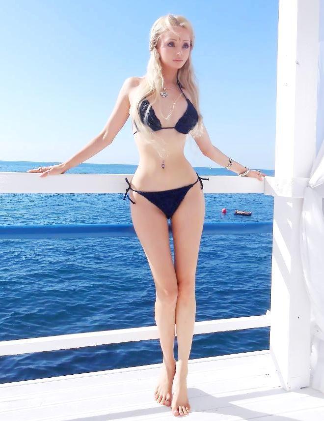 Valeria-Lukyanova | bikini bod inspiration | Pinterest
