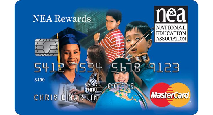 NEA Credit Card with Rewards