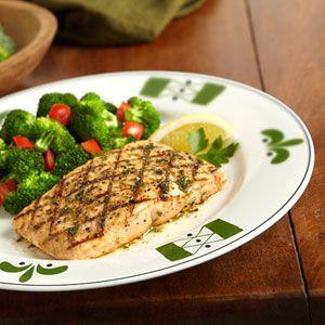 Best low calorie option at olive garden