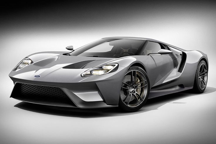 Ford's flagship racer gets a thorough reimagining in the new Ford GT. The first thing you'll notice is the highly aerodynamic design.