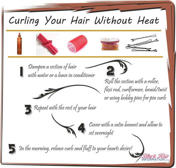 how to style your hair without heat 17 best images about postcard tips on 7188