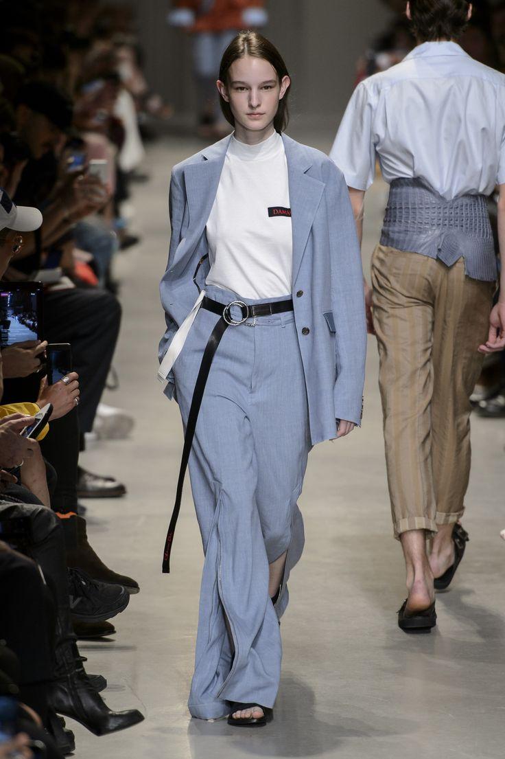 Christian Dada Spring 2018 Men's Fashion Show
