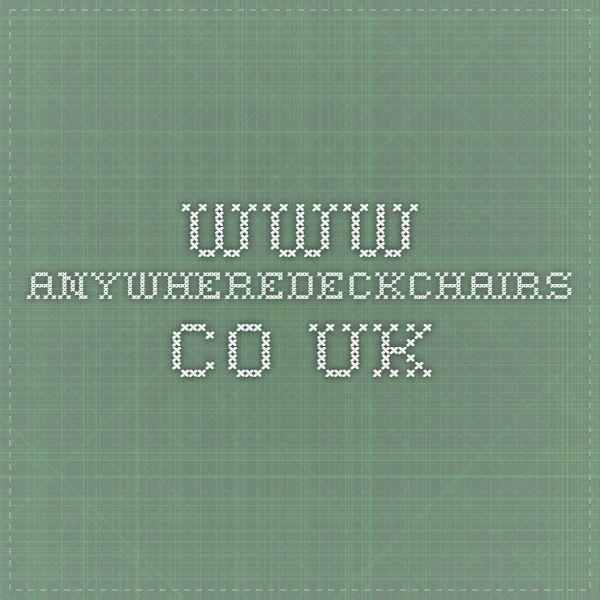 www.anywheredeckchairs.co.uk