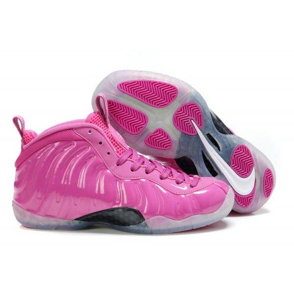 nike air foamposite pro women pink