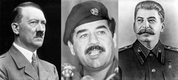 How Growing A Mustache Turned Me Into A Dictator