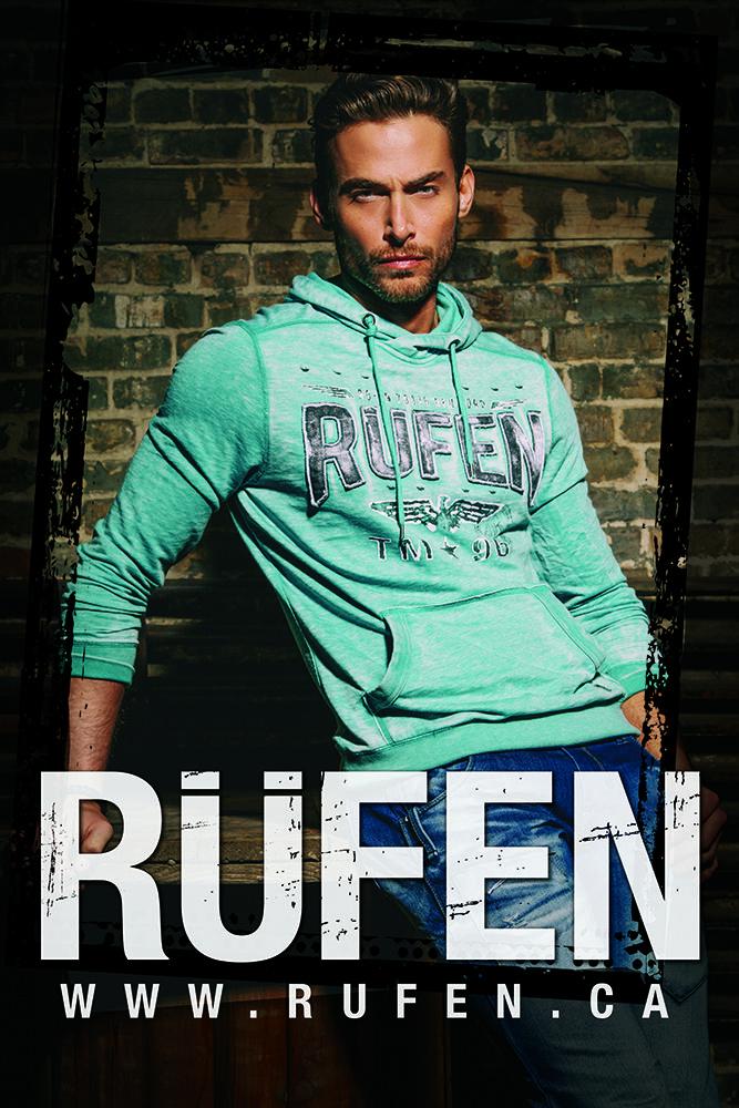 Rüfen Spring 2014 www.rufen.ca  #fashion #ootd #rufen