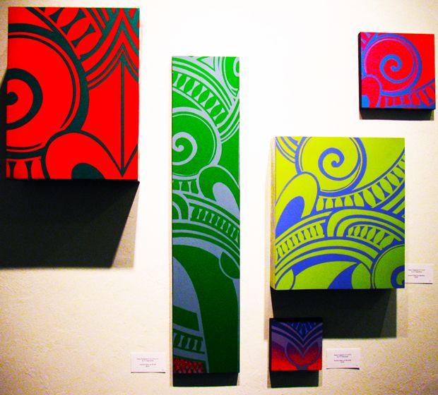 Tiki Art of N!Satterfield