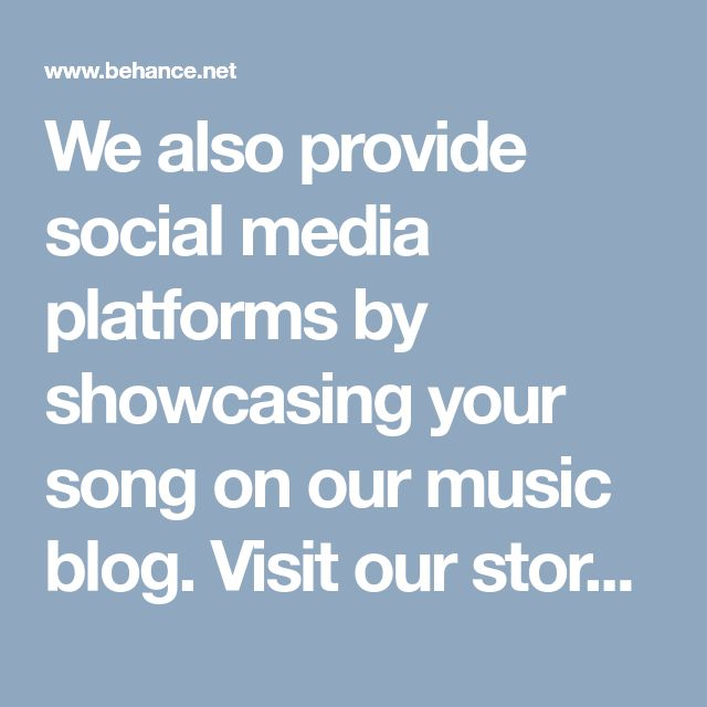 We also provide social media platforms by showcasing your song on our music blog. Visit our store to buy rap beats, music promo, hip hop beats, underground beats, rap instrumentals, hip hop instrumentals, instrumental beats or trap beats for sale.
