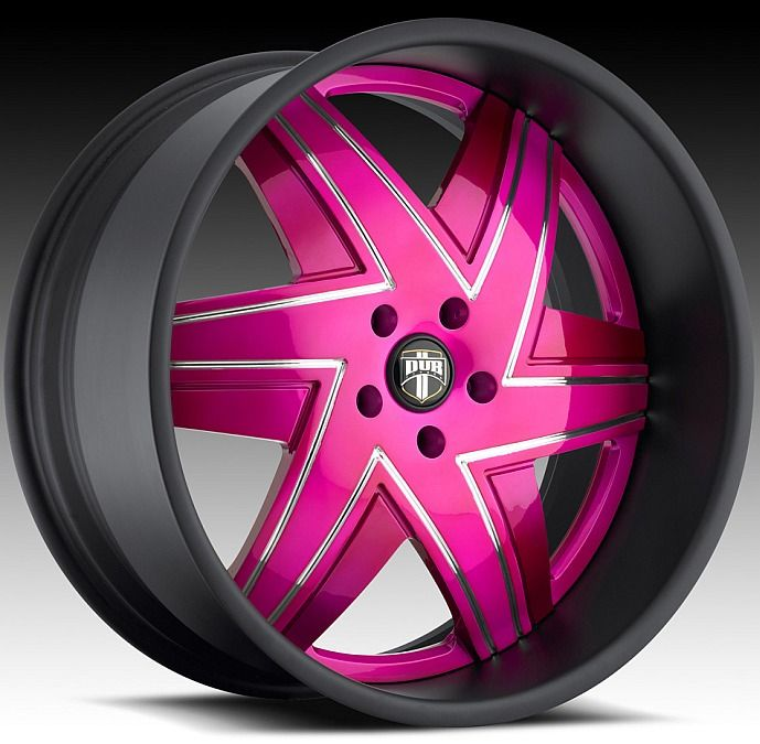 Where Can I Buy Pink Rims For My Car