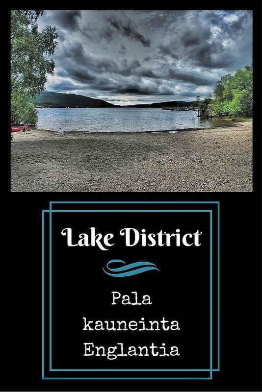 Lake District – pala kauneinta Englantia   Live now – dream later -matkablogi