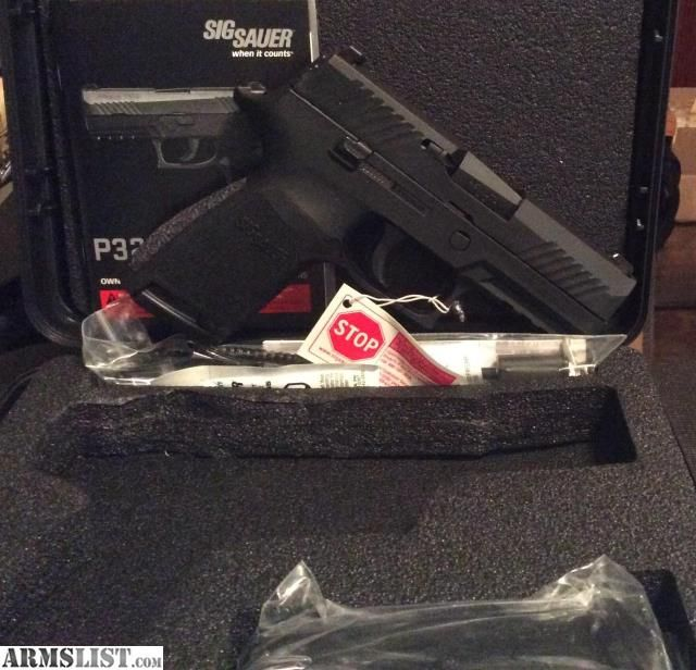 For Sale:  Sig Sauer P320 Compact 45ACP
