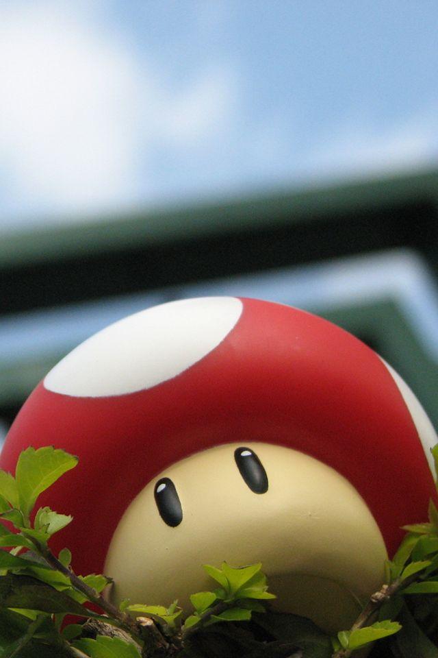 mushroom wallpaper phone - photo #14