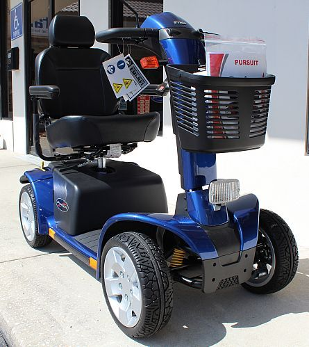 Product Name : Pursuit Power Mobility Scooter Price : $2,999.00 Free Shipping!