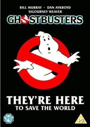 Ghostbusters [DVD] [2004]: Amazon.co.uk: Bill Murray, Dan Aykroyd, Sigourney Weaver, Harold Ramis, Rick Moranis, Ivan Reitman: DVD & Blu-ray