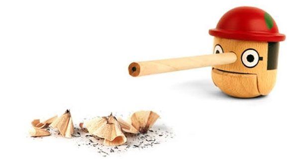 Bem Legaus!: Pinóquio apontador