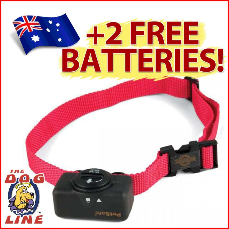 Petsafe Bark Collar PBC 102 with 2 FREE Batteries #PetSafe #PetSafeBarkCollar #BarkCollar