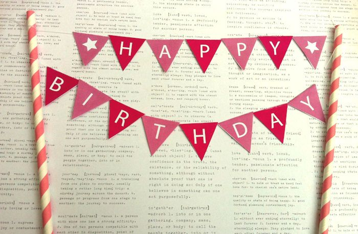 Cake bunting, Bunting template and Buntings