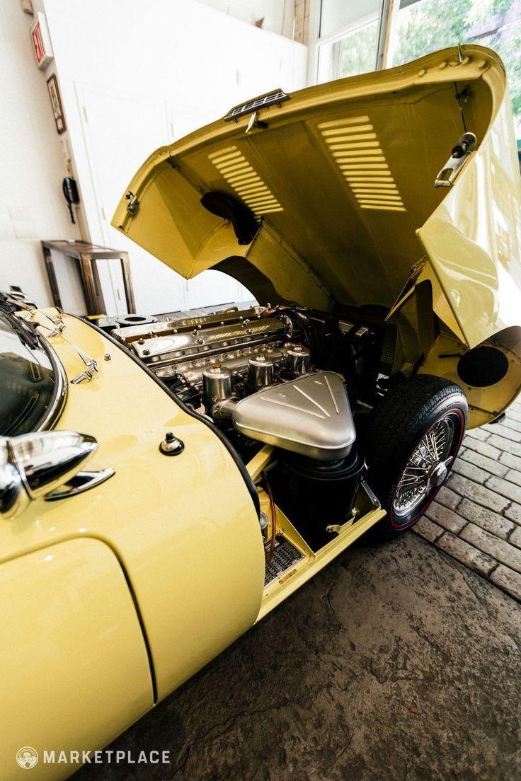 20k-Mile 1967 Jaguar E-Type • Petrolicious