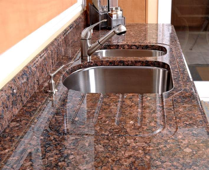 How To Make Concrete Countertops Look Like Granite | GRANITE | CRANBERRY /  TAN BROWN | Concrete Countertops | Pinterest | Concrete Countertops,  Countertops ...