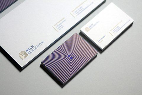 65 best business cards images on pinterest lipsense business cards arch residential business card design inspiration card nerd reheart Image collections