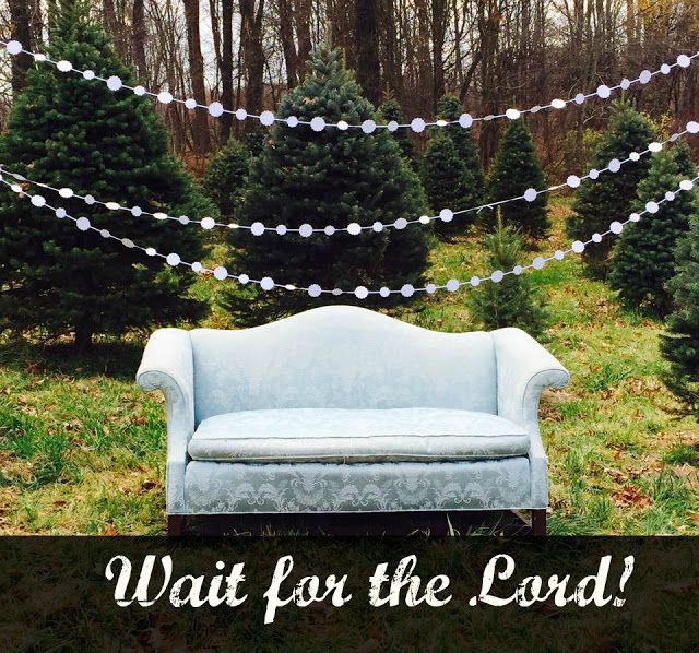 My Redeemer Lives: The Christmas Couch