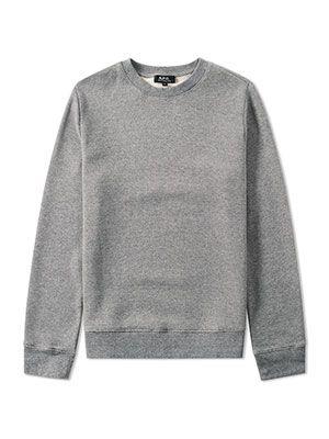 A.P.C. Theo Crew Sweatshirt, £119