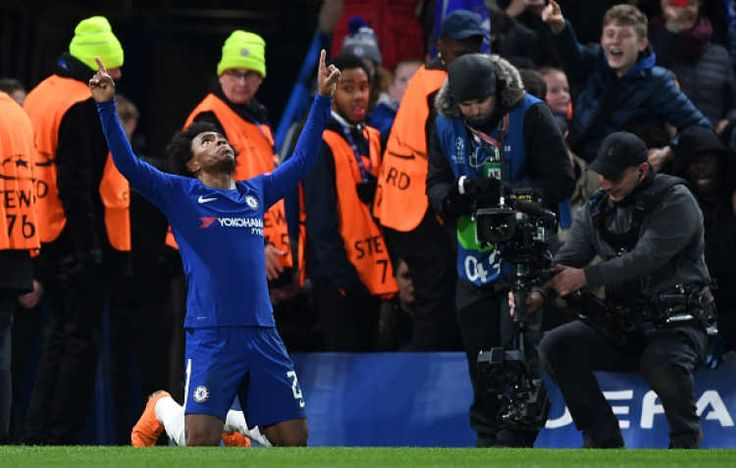 Chelsea FC news: Willian optimistic ahead of second leg against Barcelona in Champions League tie: * Chelsea FC news: Willian optimistic…