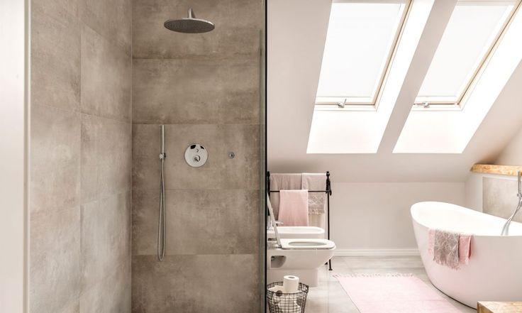 Rengör med ättika –skinande rent badrum i dag!