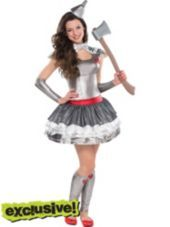 teen girls tin heartthrob costume party city this would be cute for halloween katie - City Party Halloween Costumes