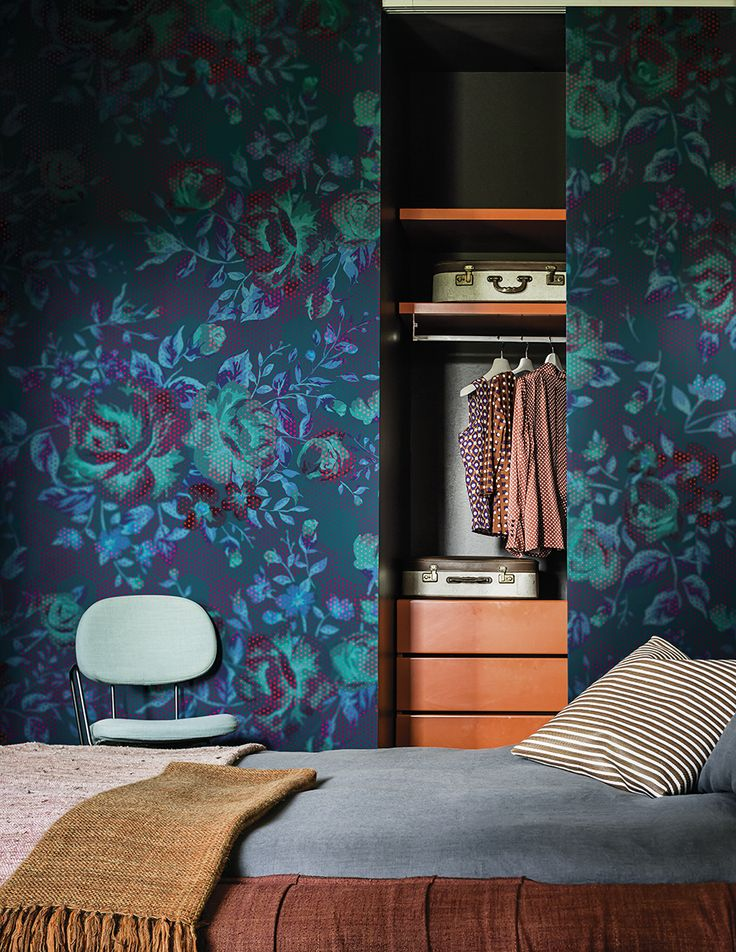 Paintillise www.wallanddeco.com #wallpaper, #wallcovering, #cartedaparati