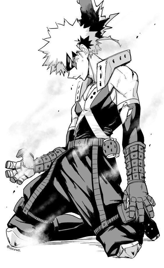 Bakugou x Reader - Chapter 2: The Plan | My hero academia | My hero