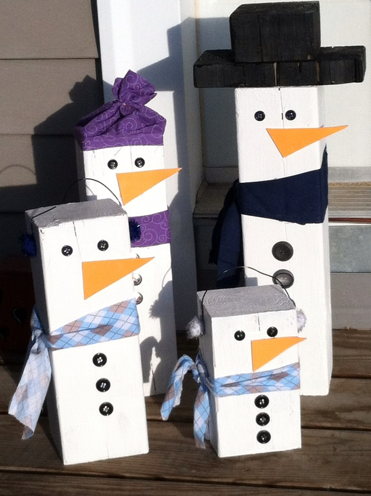 Pinterest Christmas Family Crafts