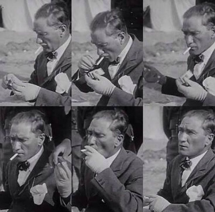 Atatürk'ün Dünyanın En Karizmatik Lideri Olduğunu Kanıtlayan 11 Fotoğraf-s0luwo4etj