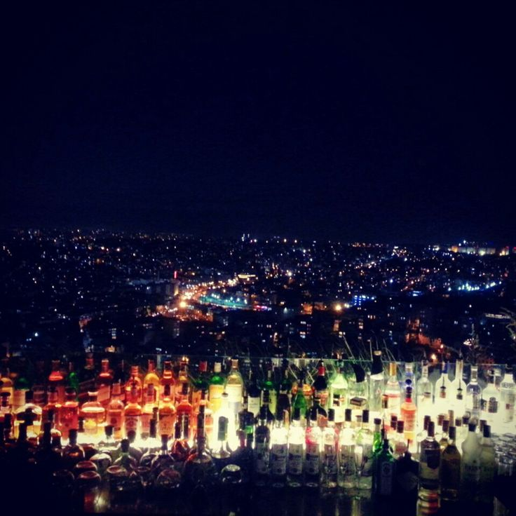 Mikla in Beyoğlu, İstanbul