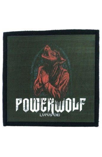 POWERWOLF - Lupus Dei (toppa piccola) € 3,99  http://www.eraskor.com/it/toppe-band/551-powerwolf-lupus-dei-toppa-piccola.html?search_query=powerwolf&results=4   - misure: (larghezza 10 cent. - altezza 10 cent.) - tessuto: feltro  - Fabbricazione: Italia - Tecnica di stampa: stampa su tessuto  ModelliRock BrandMP Service ToppeDa cucire BandPowerwolf  #powerwolf #powerwolflupusdei #powerwolftoppa #powerwolfpatch #eraskorstore