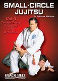 Small-Circle Jujitsu, Vol. 4: Tendon Tricep, Armbars & Arm Locks by Wally Jay [DVD]