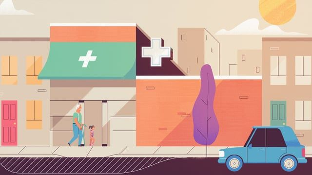 Support for local pharmacies to help them build relationships with their customers. http://www.prescribewellness.com/  See the case study: http://www.thefurrow.tv/project/pw-local  - Created for PrescribeWellness - Agency: UENO - Directed by The Furrow - Producer: Robbin Cenijn - Associate Producer: Janet Tousseau - Written by Seth Eckert & Valgeir Valdimarsson - Animations by Seth Eckert & Chris Anderson - Design by Chris Anderson - Original score by Aj Hochhalter - Sound des...
