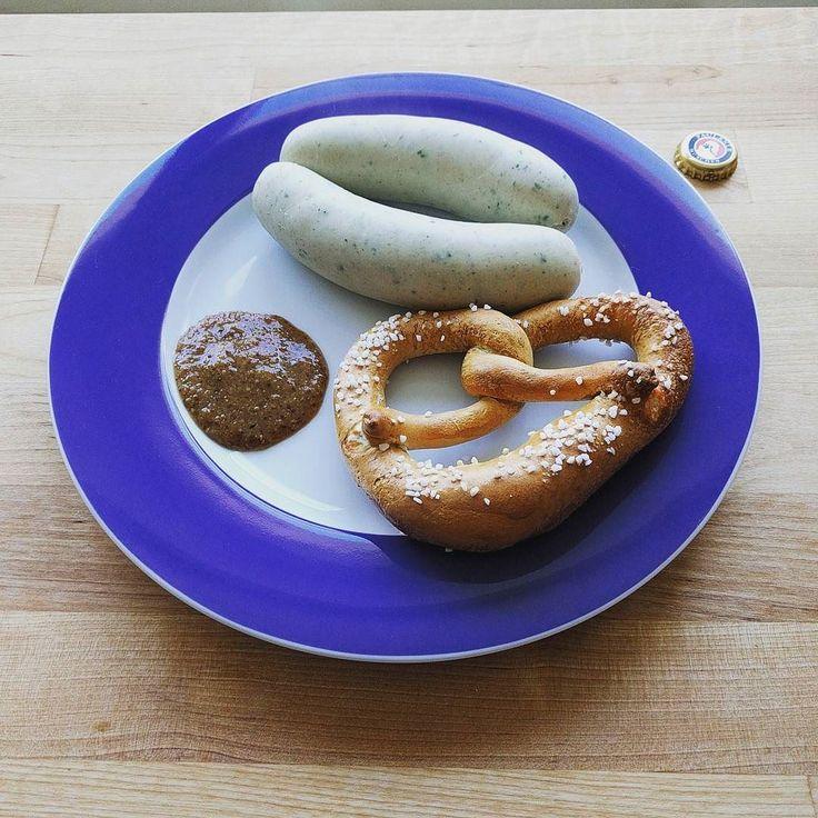 Frühstück auf bayrisch