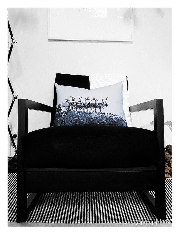 By Nord Cushion And Ikea Lillberg Chair My Home