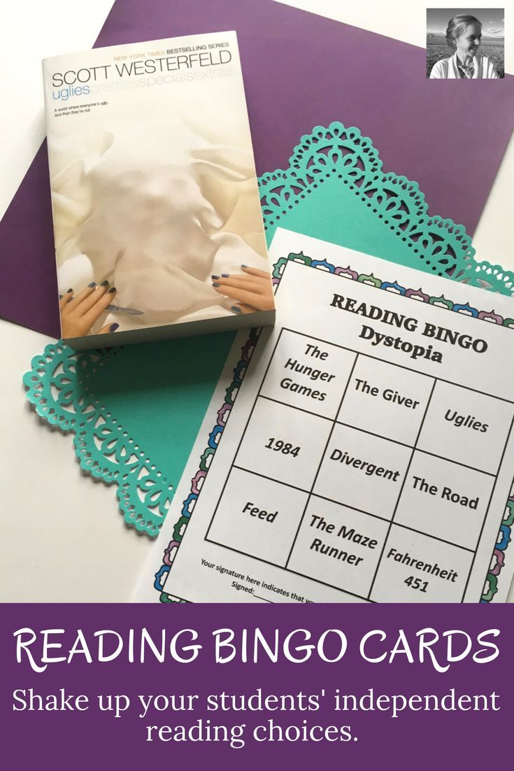 Best 25+ Reading Bingo Ideas On Pinterest