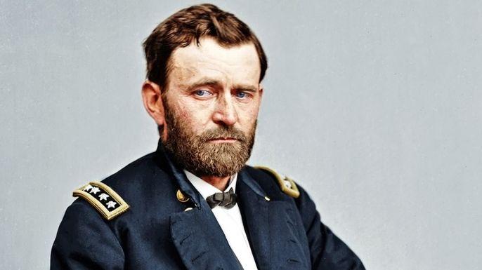 April 27 - President Ulysses S. Grant