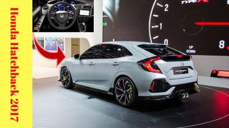Honda Civic Hatchback Mobil Super Keren, Futuristik, Muda dan Sporty | H...