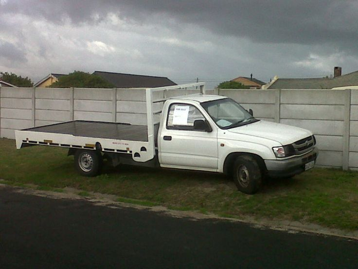 Best Toyota Flatbed Toyota Hilux Flatbed For Sale Flat Bed 400 x 300