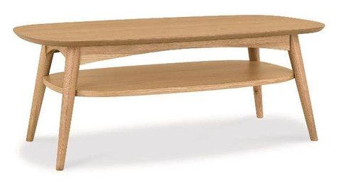 Oslo Oak Coffee Table